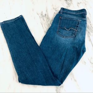 7 for all Mankind strait-Leg Jeans